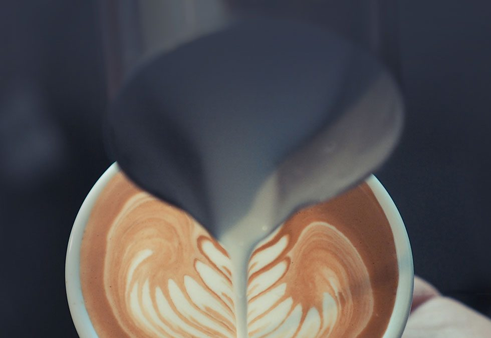 GETTING STARTED WITH LATTE ART